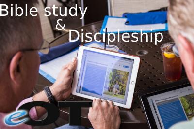 Operation Timothy Bible study and discipleship